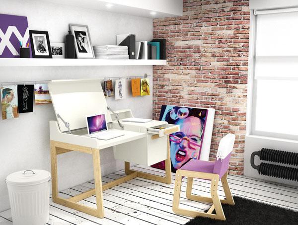 Interer-detskoy-v-stile-loft-1